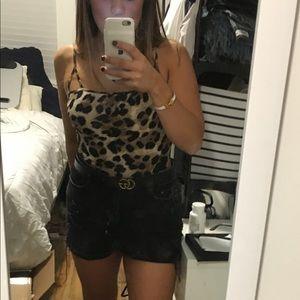 Cheetah Body Suit